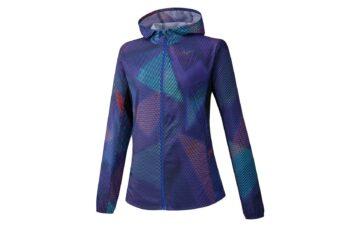 Ветровка Mizuno Printed Hoodie Jacket J2GE0201-29 #2