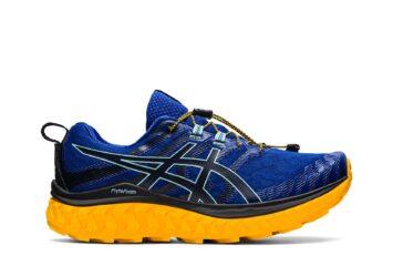 Мужские кроссовки для трейла ASICS TRABUCO MAX 1011B028 400 #1