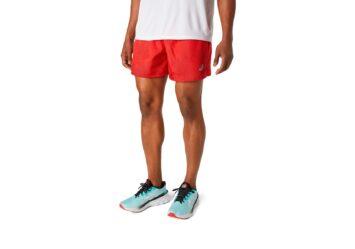 Мужские беговые шорты ASICS KASANE SHORT 2011C013 600 #1