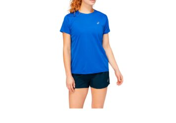 Футболка женская ASICS CORE SS TOP 2012C335-403 #2