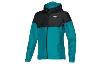 Ветровка мужская Mizuno Training Hooded Jacket 62GE1501-38 #2
