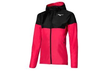 Ветровка женская Mizuno Training Hooded Jacket 62GE1701-61 #1