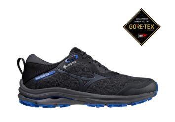 Мужские непромокаемые кроссовки для бега MIZUNO WAVE RIDER GTX J1GC2179 13 #1