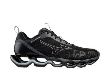 Мужские непромокаемые кроссовки для бега MIZUNO WAVE PROPHECY X J1GC2100 34 #1